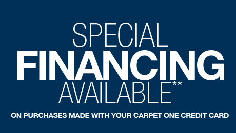Special Financing at Carpet One Floor & Home